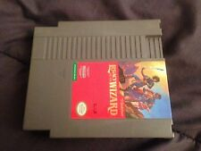 Legacy of the Wizard (Nintendo, 1989) NES GAME, free shipping! Fun classic !