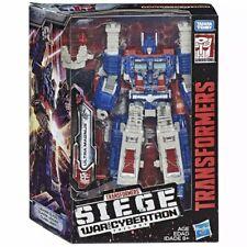 Transformers Ultra Magnus Siege War For Cybertron Leader Class Figure New