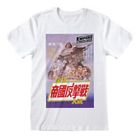 OFFICIAL Star Wars T Shirt The Empire Strikes Back Japanese Poster S M L XL XXL