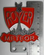 Rover Mini Cooper Badge Club Plakette P2 Sports P5 Coupe P6 Land Range Defender