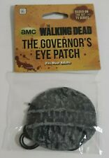 AMC The Walking Dead The Governors Eye Patch Cosplay Costume Accessory NIP
