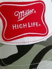Hats Miller High Life Beer Adjustable Baseball Cap