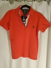 Polo by Ralph Lauren Orange Short-Sleeved Men's Polo Size XL NWT