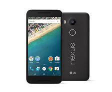 """LG Nexus 5x - 32GB - 5,2""""Amoled Andorid Schwarz  - TOP"""