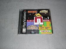 Namco Museum Vol. 1 for Playstation 1 PS1 COMPLETE TESTED WORKING Game