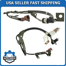 ABS WHEEL SPEED SENSOR FRONT PAIR LEFT RIG FOR ACURA SLX ISUZU TROOPER VEHICROSS