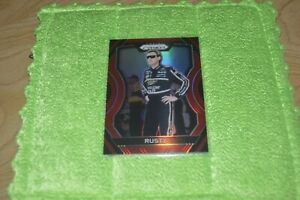 2018 PANINI PRIZM RACING RUSTY WALLACE RED REFRACTOR SP 09/75