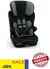 Cuggi Partridge Group 1/2/3 ISOFIX Car Seat Comfy Child Baby Toddler