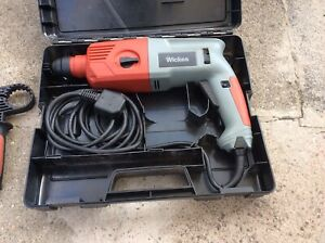 Wickes SDS Corded Hammer Drill