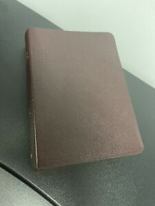 The Ryrie Study Bible NIV Red Letter Edition! NEW! See Details! PRISTINE! NEW!