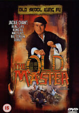 The Old Master - DVD - 1979 Shi fu chu ma - KUNG FU MOVIE - JOSEPH KU - REGION 2