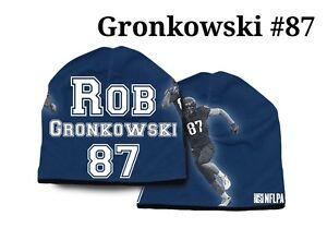 Rob Gronkowski New England Patriots NFL Player All Weather Stretch Beanie