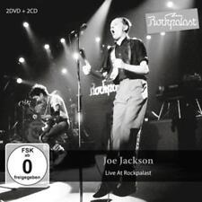 Joe Jackson  - Live at Rockpalast *2 CD+ 2 DVD*NEU*