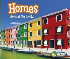 Homes Around the World (Paperback or Softback)