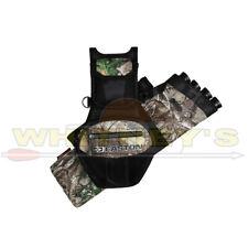 Easton Flipside, 4 Tube Hip Quiver W/Belt -RealTree Edge-726860