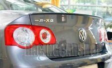VW PASSAT 3C B6 Berline 05-10 arrière Becquet de coffre Bague Aile SPORT