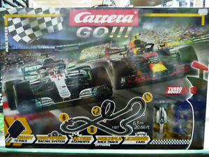 Carrera GO!!! 1:43 Max Speed Slot Racing System - Slot Car Set