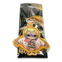 One Piece Chibi Doflamingo PVC Key Chain Keychain Anime Manga GE Animation New
