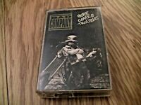 Bad Company Here Comes Trouble Cassette Tape ATCO Tested Working