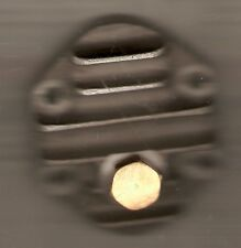 BSA GOLD STAR/B31/33...ALLOY SUMP COVER WITH MAGNETIC DRAIN PLUG