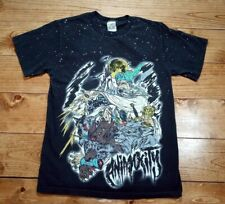 Animosity All Over Print Heavy Metal Band T-shirt Size Small