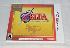 The Legend of Zelda: Ocarina of Time 3D (Nintendo 3DS, 2011) Selects Version