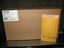 "250 #00 Ecolite Kraft Bubble Mailers, 5"" x 10"" - NEW PRICE!"