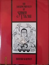 Richard Kaufman - The Amazing Miracles Of Shigeo Takagi, stage and Close up