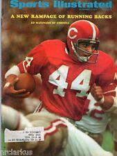 Sports Illustrated Nov 1,1971 Ed Marinaro Julius Erving