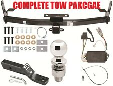 05-06 CHEVY EQUINOX / 06 PONTIAC TORRENT TRAILER HITCH PACKAGE ~ NO DRILL ~ FAST