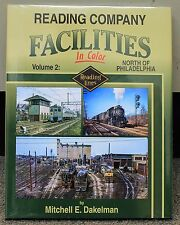 MORNING SUN BOOKS - READING COMPANY Facilities In Color Volume 2 - HC 128 Pages