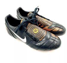 *RARE* Nike Total 90 Shoot II SG Football boots Mens Size UK 10 VGC Metal Studs
