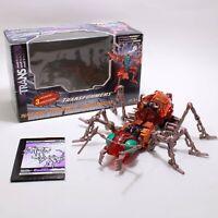 Transformers Beast Wars Transmetals Scavenger - Mega Action Figure 100% Complete