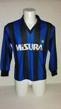 MAGLIA CALCIO SHIRT INTER FC MISURA 1988/1989/1990 FOOTBALL SOCCER INTER MILAN