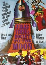 Jules Vernes Rocket To The Moon [DVD]