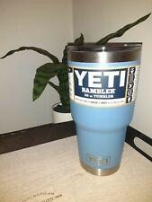 New listing Yeti Rambler Tumbler MagSlide Lid Mug, 30 Oz - Pacific Blue