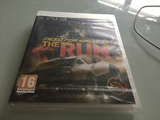 need for speed the run sur ps3 neuf sous blister