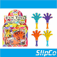 Childrens Party Bag Fillers [48 Hand Clapper] Boys Girls Birthday Bags