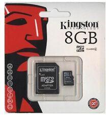 8gb Kingston Micro Sdhc Tarjeta