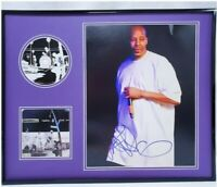 Warren G Signed Framed 16x20 Regulate CD & Photo Display