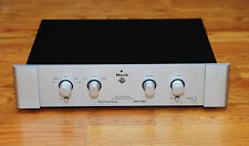 Marsh MSD-P2000T Tube Preamplifier Box Manual Tested Execellent Condition