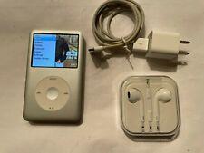 Apple iPod Classic A1238 6th Generation 160GB Silver