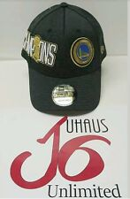 NBA Golden State Warriors 2017 Finals Championship Commerative Cap..!
