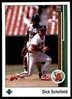 1989 Upper Deck #201-400 / You Pick - Finish Sets / Commons & Stars / 50% OFF