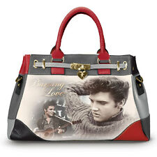 Elvis Burning Love / Handbag  / Purse Bradford Exchange