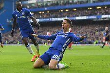 Poster A3 Chelsea Eden Hazard Premier League Futbol Football Cartel 01