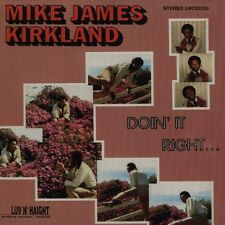 Mike James Kirkland-squalifica it right (CD - 1999-US-original)