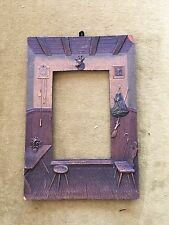 Novelty Timber Picture / Photo Frame