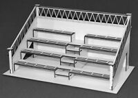 1:32 Scale Spectator Stand Kit (option 1) - for Scalextric/Other Static Layouts