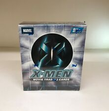 X-Men The Movie Cards - Sealed Trading Card Retail Box - Topps 2000